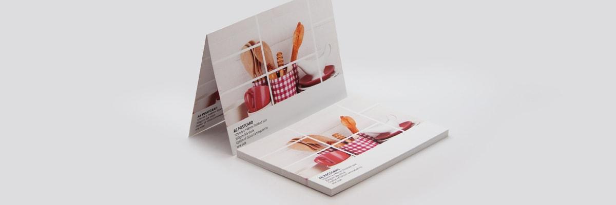 Postcard Printing (Salisbury)
