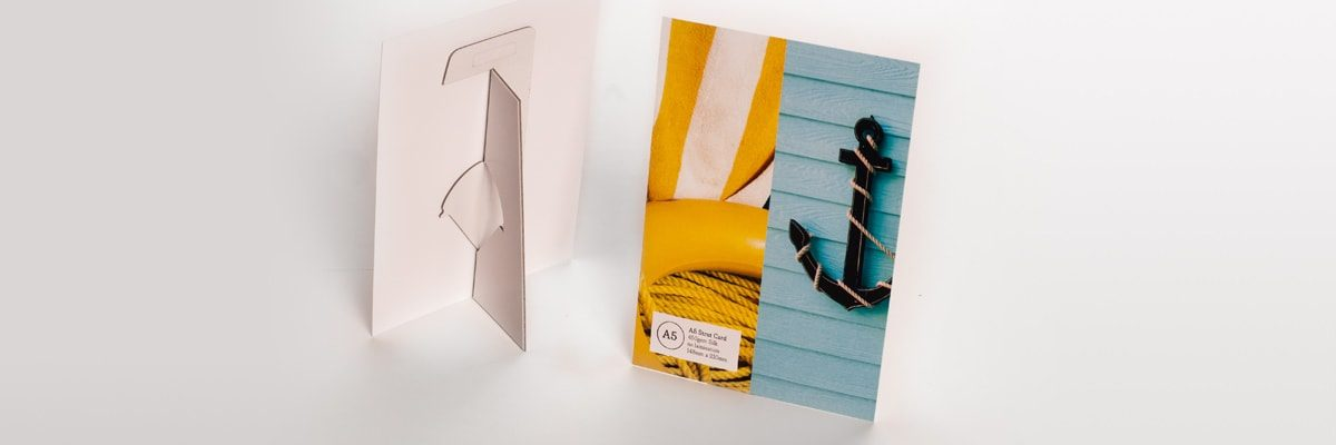 Strut Card Printing (Ringwood)