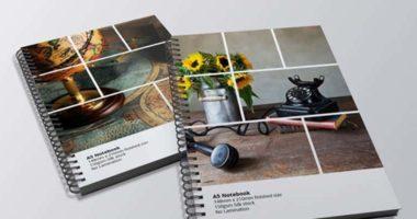 Wiro Bound Brochure Printing (Fordingbridge)