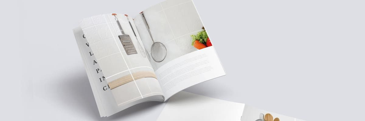 Stapled Brochure Printing (Fordingbridge)