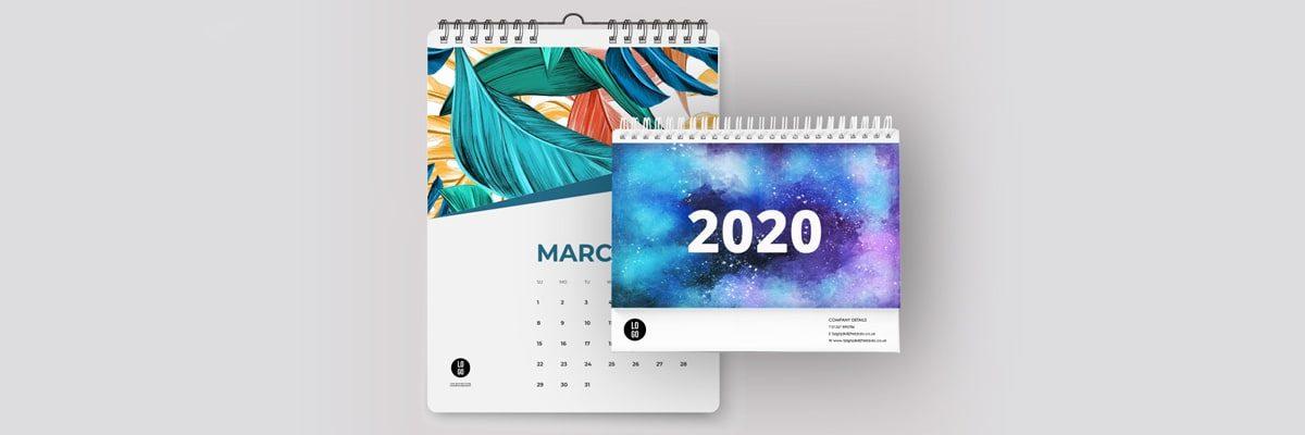 Calendar & Wall Planner Printing (Fordingbridge)