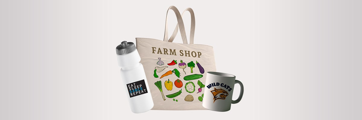 Promotional Giveaway Item Printing (Ringwood, Hampshire)